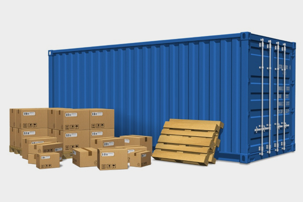 International road and air freight delivery company