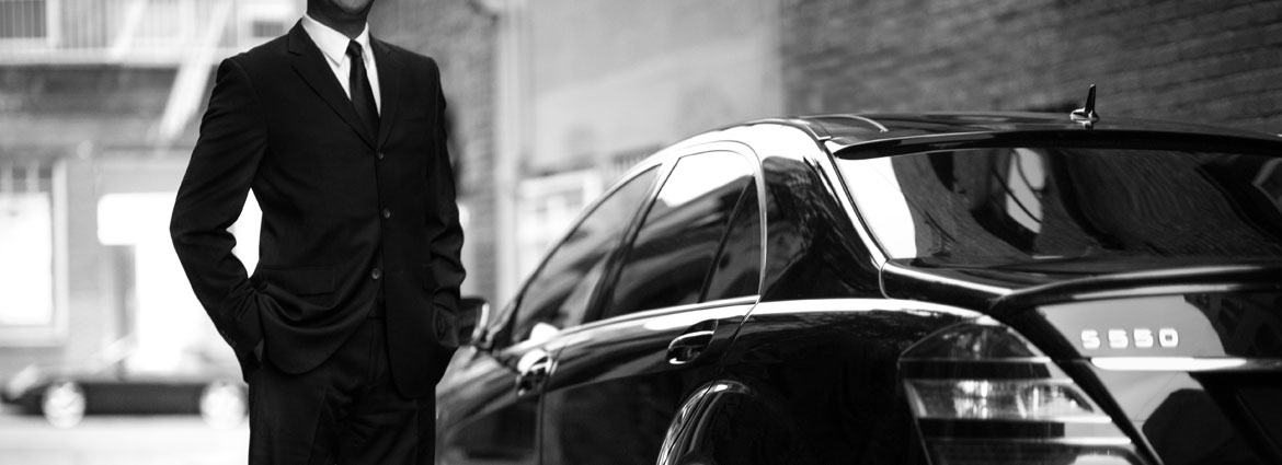 Business executive passenger transport services South London and Surrey