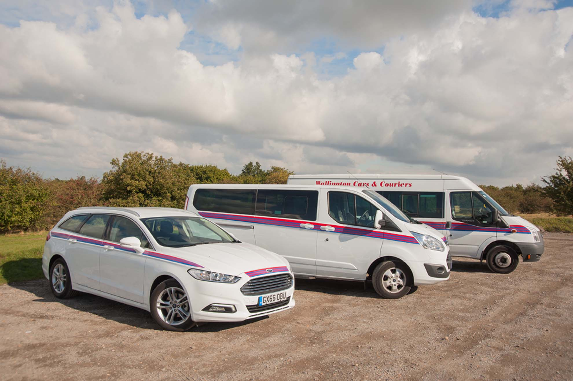 Passenger transport services South London and Surrey